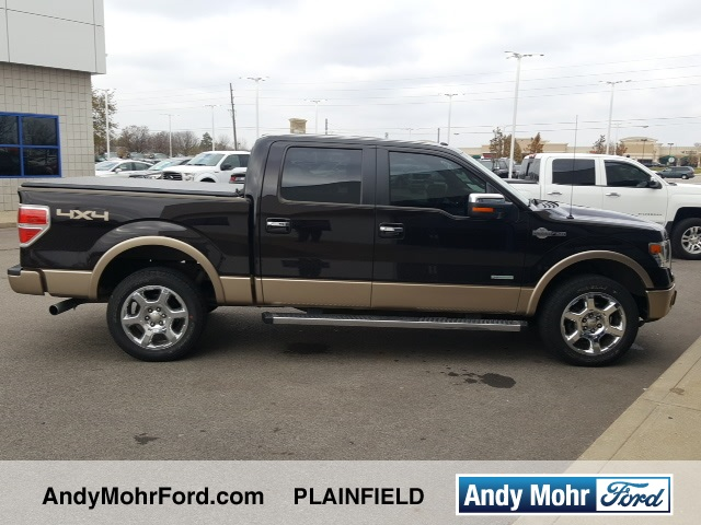 certified used 2013 ford f 150 king ranch 4d supercrew near indianapolis t26470a andy mohr ford. Black Bedroom Furniture Sets. Home Design Ideas