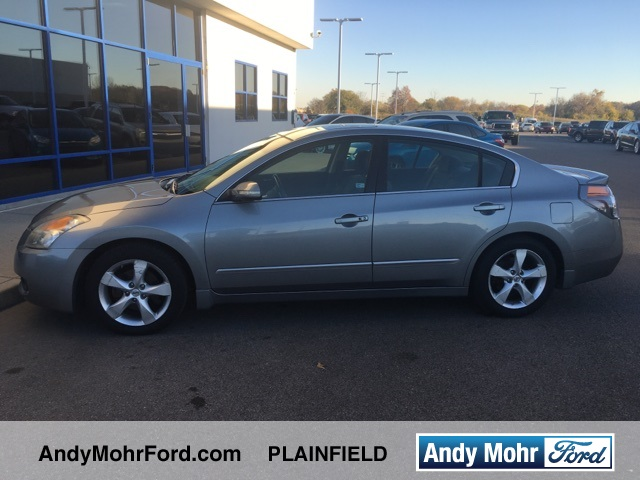 used 2007 nissan altima 3 5 se 4d sedan near indianapolis co229464 andy mohr ford. Black Bedroom Furniture Sets. Home Design Ideas